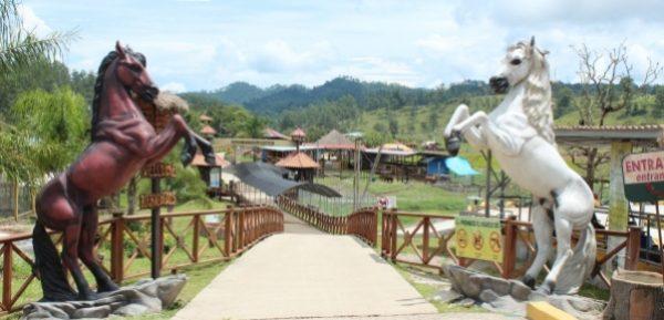 Joya Grande Zoo Hhonduras