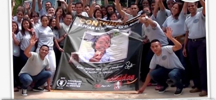Honduras: KFC and Pizza Hut Named Platinum Huge Heart Champion