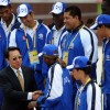 Honduras Raises Flag at Olympics!