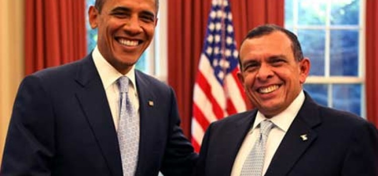 President Lobo – President Obama Meeting