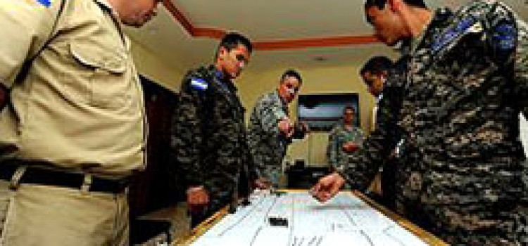 Honduras and USA Exchange Air Traffic Control Expertise