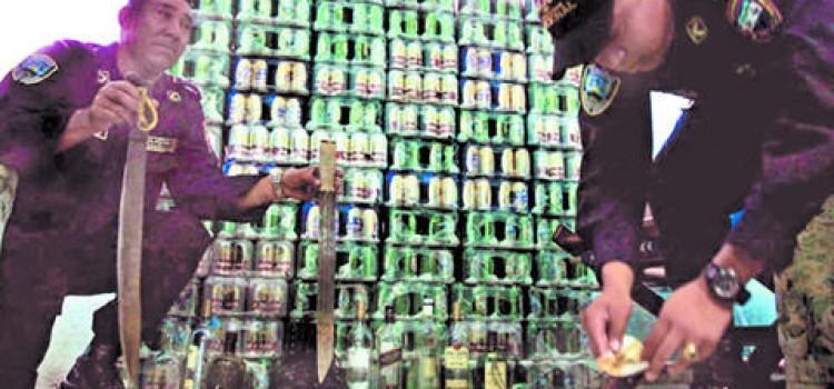 Beer Found in Honduras' National Penitentiary