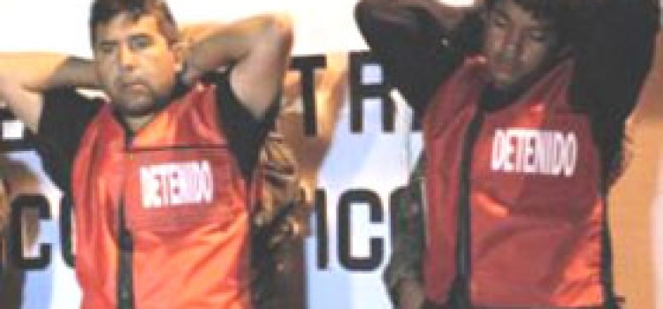 Ex Honduran Military Trained Zetas