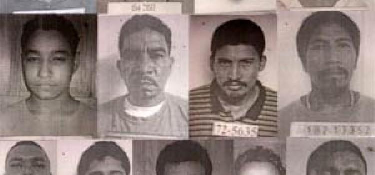 San Pedro Prison Events Summary