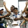 Honduras National Team Celebrates