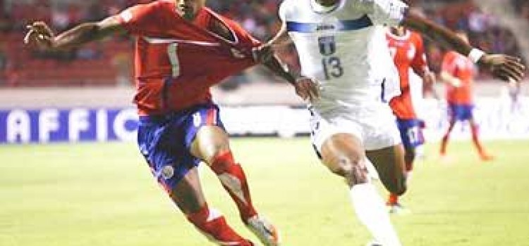 Honduras – Costa Rica Game Ends with Tie