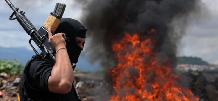 Honduras Incinerates $ 8 million dollars worth of Cocaine