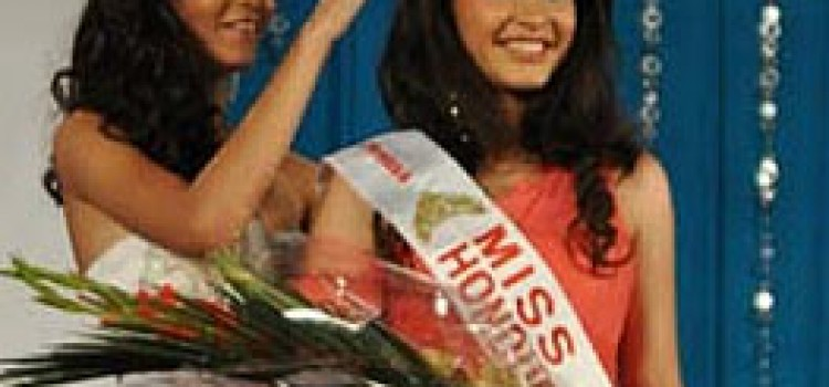 Miss Teen Honduras 2012 : Miss Ocotepeque