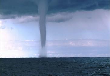 Honduras North Coast hit by Sea Twister