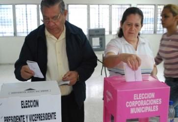 Honduras Primary Elections 2012