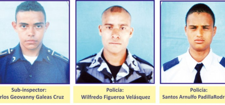 Honduras Police Officer Suspected of the murder of University Students turns himself in to Honduras Human Rights Organization