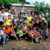 Virginia Tech students build elementary schools in Honduras
