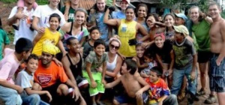 Virginia Tech students build elementary schools in Honduras