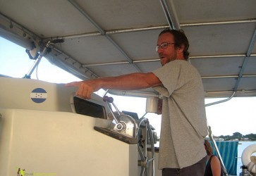 Captain Vern Murdered at Sea, Skipper of the Daily Utila to Roatan Honduras Catamaran Ferry Service