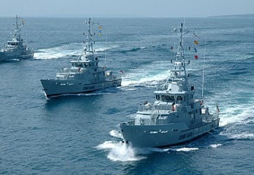 Honduran Navy Building Up Presence on both the Atlantic and Pacific borders