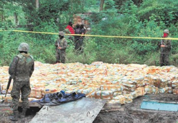 Honduras War On Drugs Yields 450 Million Dollar Drug Seizure