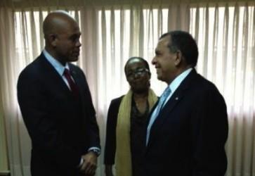 Honduras Sends Environmental Experts to Haiti
