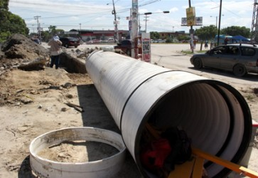 San Pedro Sula Honduras Roadways Improving