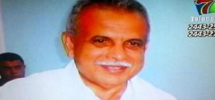 Vice Mayor of La Ceiba, Honduras shot and killed