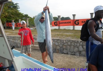 The Bay Island of Utila wins the Honduras Fishing Tournament – 2013
