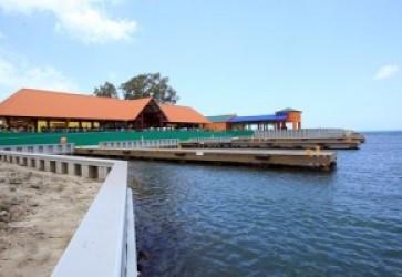 First Phase of Banana Coast Cruise Ship Dock Inaugurated