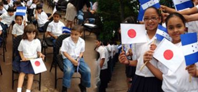 Japanese Volunteers Conclude Mission Work in Honduras