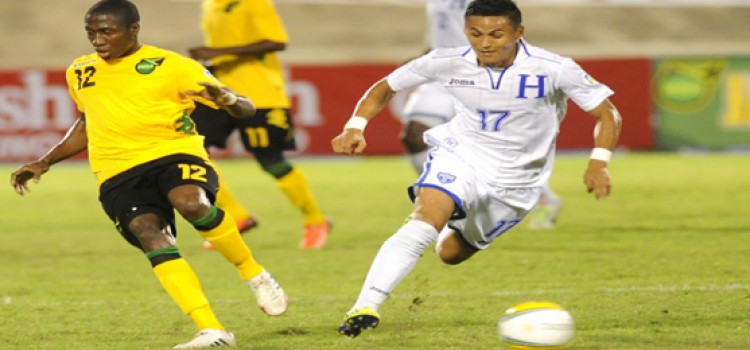 Honduras vs. Jamaica – World Cup Qualifier
