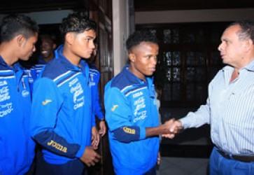 Honduras U-17 Soccer Team Qualifies for World Cup Quarter Finals