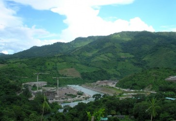La Vegona hydroelectric project