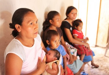 Honduras: Now I Watch Every Step I Take