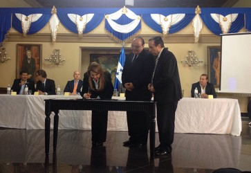 Autopistas del Atlantico Sign $260 Million Dollar Infrastructure Project Agreement for Northern Honduras