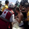 Chain Reaction Propane Gas Tank Explosion leaves over 70 injured in Tegucigalpa Honduras