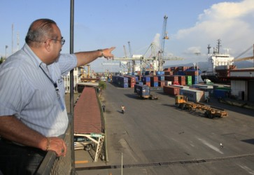 Honduras  Strong Contribution to International Container Terminal Services Yields 6% Growth