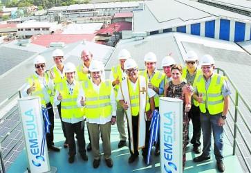 Solar Powers Pepsi Bottling Plant in Honduras