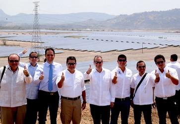 Honduras Inaugurates 100-MW PV park