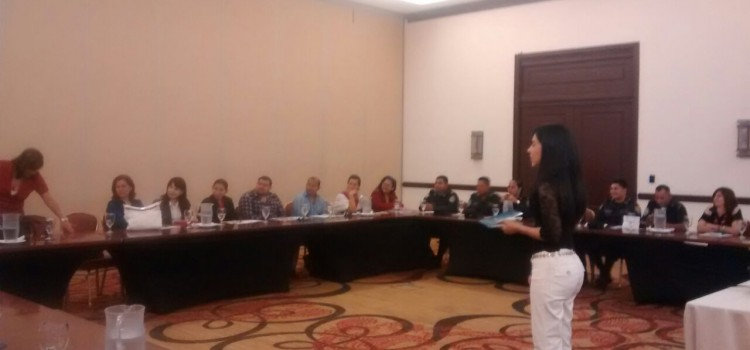 Violence Against Women Workshop Held in San Pedro Sula