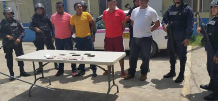 'El Limon' Gang Members Captured in Trujillo