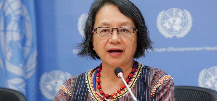 Indigenous Peoples Human Rights Expert Visits Honduras