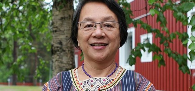 National Commission of Human Rights Meets with Tauli-Corpuz
