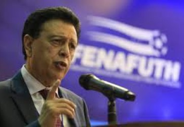 Honduras President of the National Autonomous Federation of Football Arrested on Corruption Charges