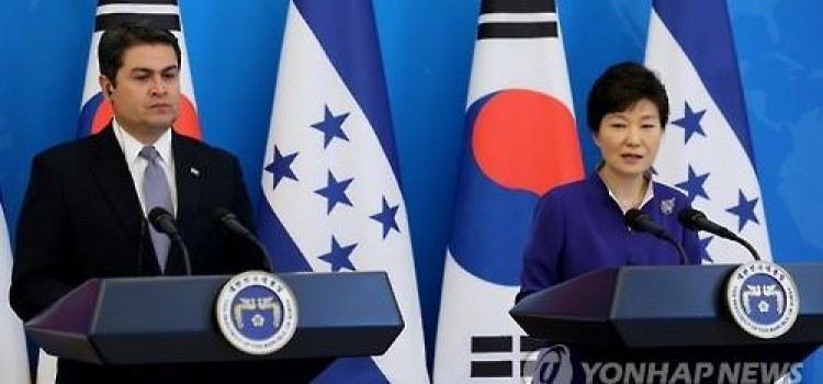 Seoul, South Korea to offer aid to Honduras, Guatemala hard hit by climate change