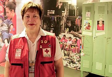 Honduras Red Cross Volunteer Rosario Fernandez – 43 Years of Volunteering