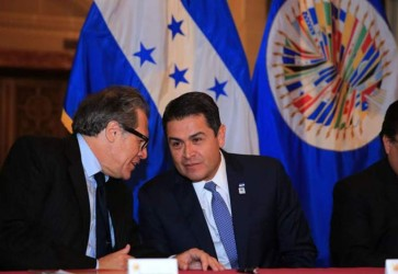 Honduras, OAS Approve International Team to Fight Corruption