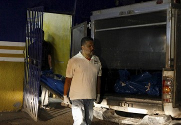 Police Impersonators Murder 12 in Honduras