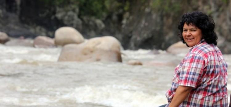 Tribute to a Slain Honduras Environment Activist Berta Caceres