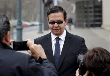 Former Honduras President Rafael Callejas Pleads Guilty in USA Court to FIFA Bribery  and Racketeering Case