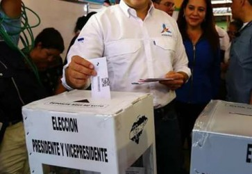 2017 Honduras Primary Election Results