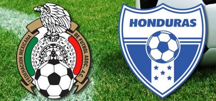 Honduras vs Mexico 2017