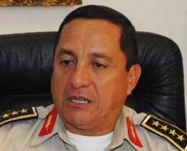 Honduran Military Chairman General Rene Osorio