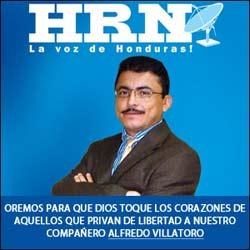 Honduras Radio HRN Journalist